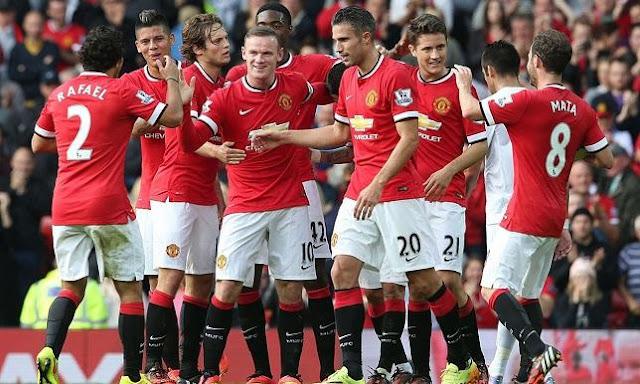 نتيجة مباراه مانشستر يونايتد وسانت إيتيان 3-0 ضمن الدوري الاوروبي