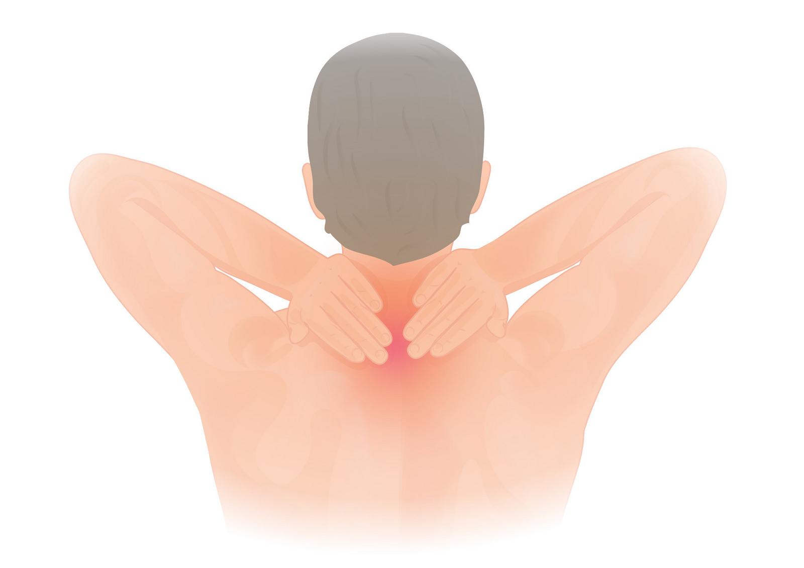 how to treat neck pain in seniors [yestogoodness.com]