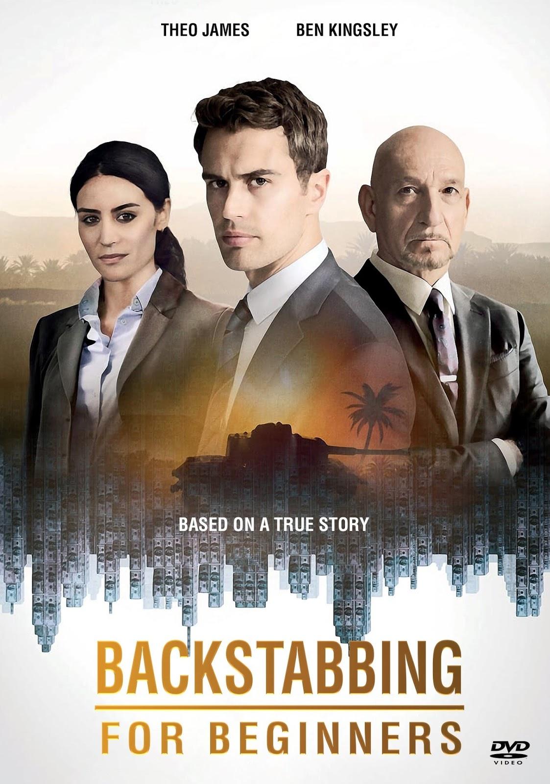 Backstabbing for Beginners [2018] [DVDR] [NTSC] [Subtitulado]
