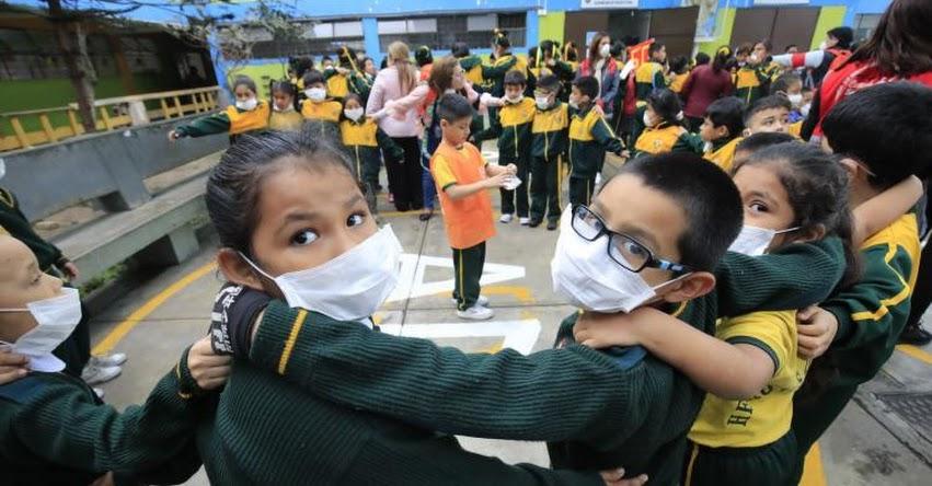 DRELM: Estudiantes de Lima Metropolitana están preparados ante riesgo de incendios - www.drelm.gob.pe