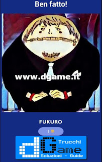 Soluzioni Guess The One Piece Character livello 20