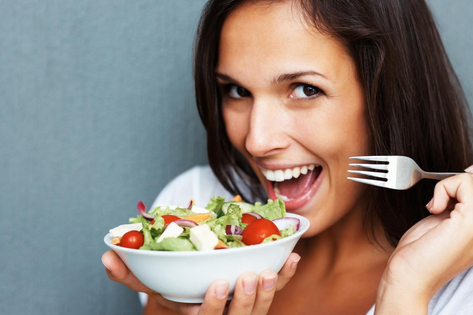 Похудеть с вкусными продуктами