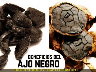 Los Beneficios del Ajo Negro ya que es un superalimento antienvejecimiento