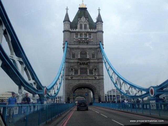 conducir por Londres
