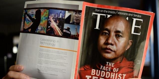 Sederet Fakta Wirathu, Biksu Teroris Myanmar Anti-muslim Rohingya : Detikberita.co Terupdate Hari Ini