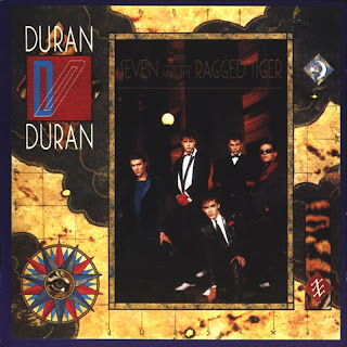 Duran Duran, Seven and the Ragged Tiger, album cover