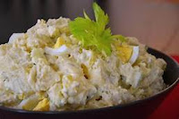 EGG POTATO SALAD