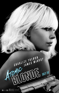 Atomic Blonde Movie Poster 2