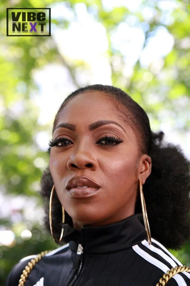 Nothing will stop me from being a true Nigerian - Tiwa Savage 1