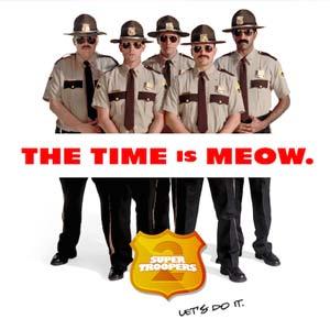 Poster do Filme Super Troopers 2