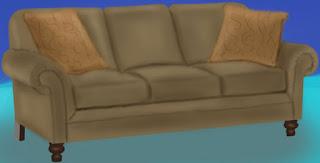 Gambar Kursi Sofa