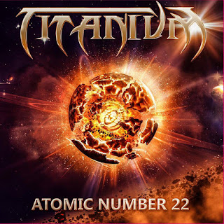 "Titanium - ""Eagleheart"" from the album ""Atomic Number 22"""