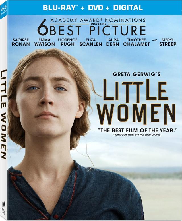 Little Women 2019 720p 1.3GB BRRip