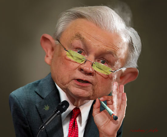 Attorney General Jeff Sessions on Marijuana