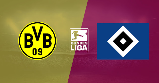 Borussia Dortmund vs Hamburger SV Full Match & Highlights 10 February 2018