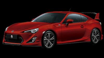 Spesifikasi dan Harga Toyota Ft 86