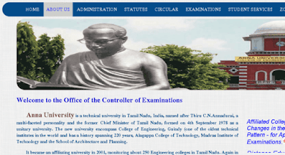 Anna university revaluation result date