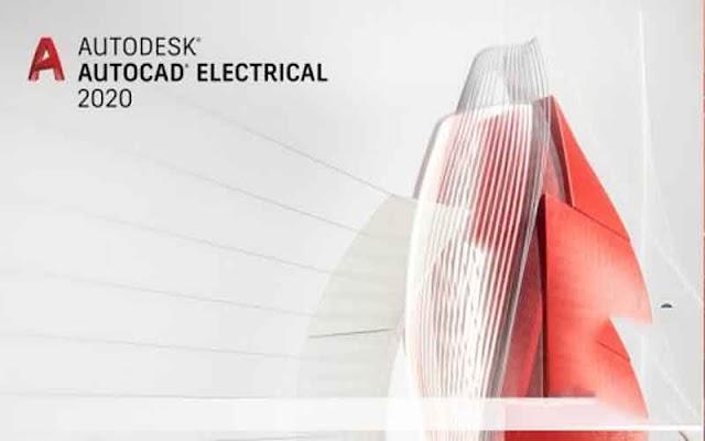 AutoCAD Electrical 2020 MAR19 Cr@ck - Phần mềm thiết kế 3d