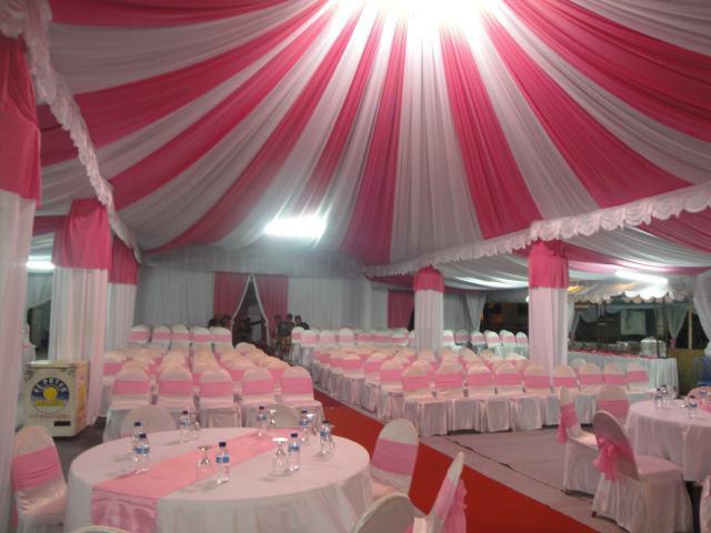dekorasi tenda di bali