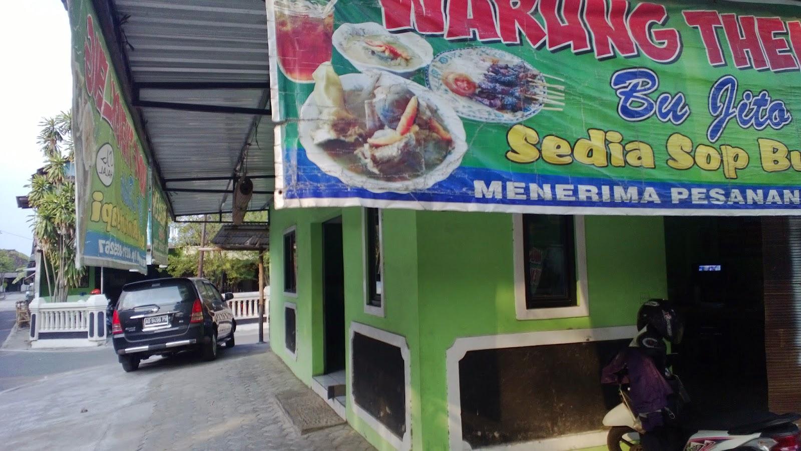 Masakan Kuliner Khas Indonesia tengkleng solo
