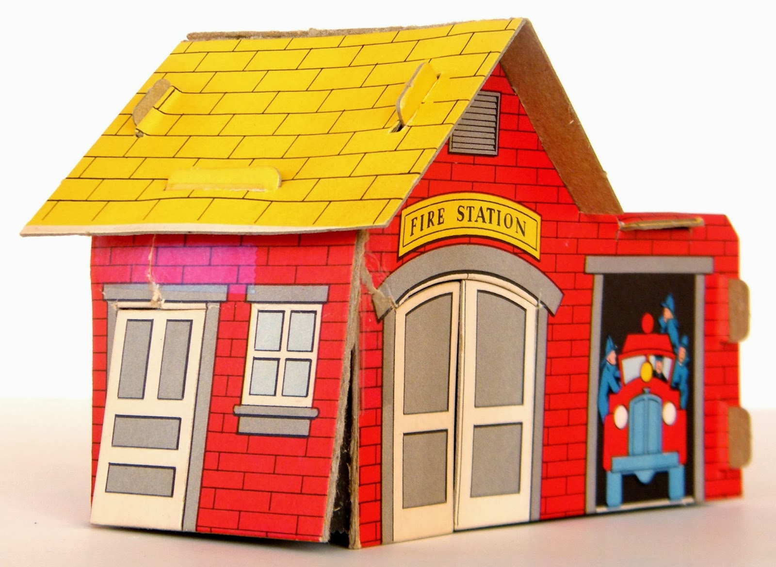 clip art of fire station - photo #19