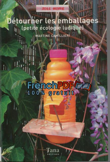 Détourner les emballages de Martine Camillieri PDF gratuit