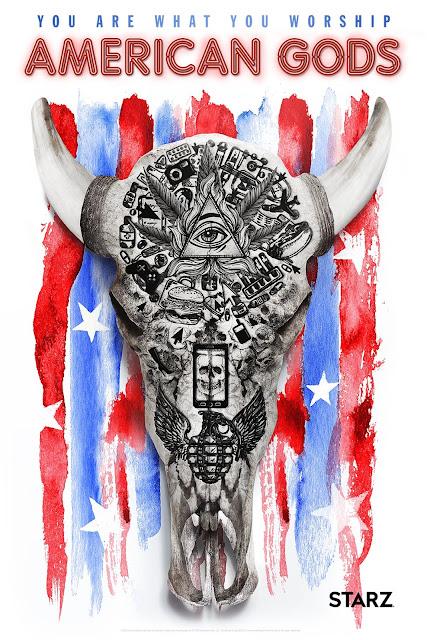 American Gods – Temporada 1
