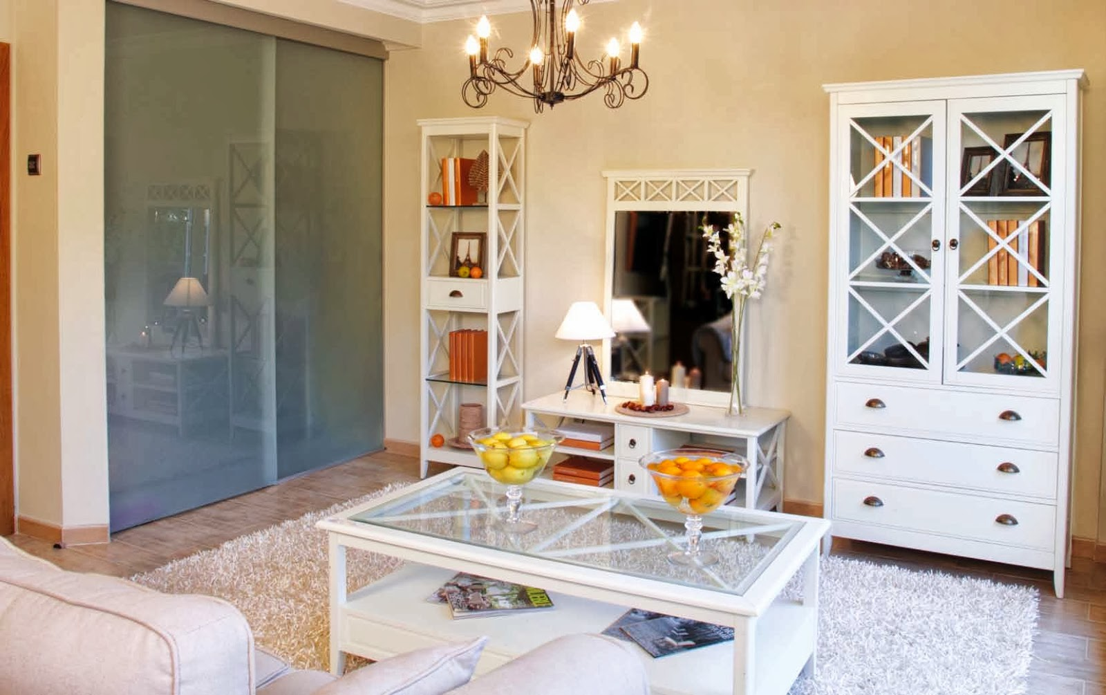 Muebles Coloniales Blancos Mueble De Diseo Imagen Vitrina New  # Muebles Coloniales Tijuana