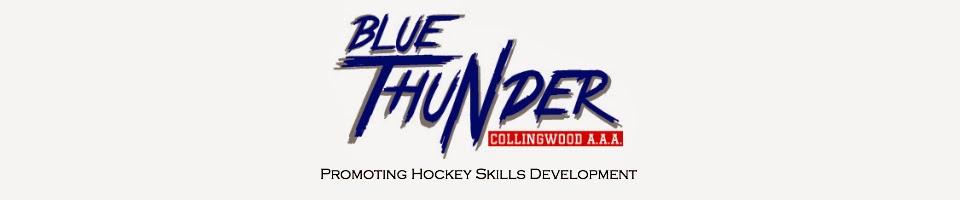 Collingwood Blue Thunder Aaa 36