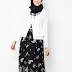 Gambar Model Baju Batik Muslim Terbaru 2018