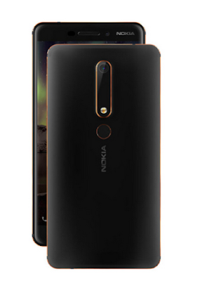 Second-Generation Nokia 6 has a Better processor, USB-C, and more RAM
