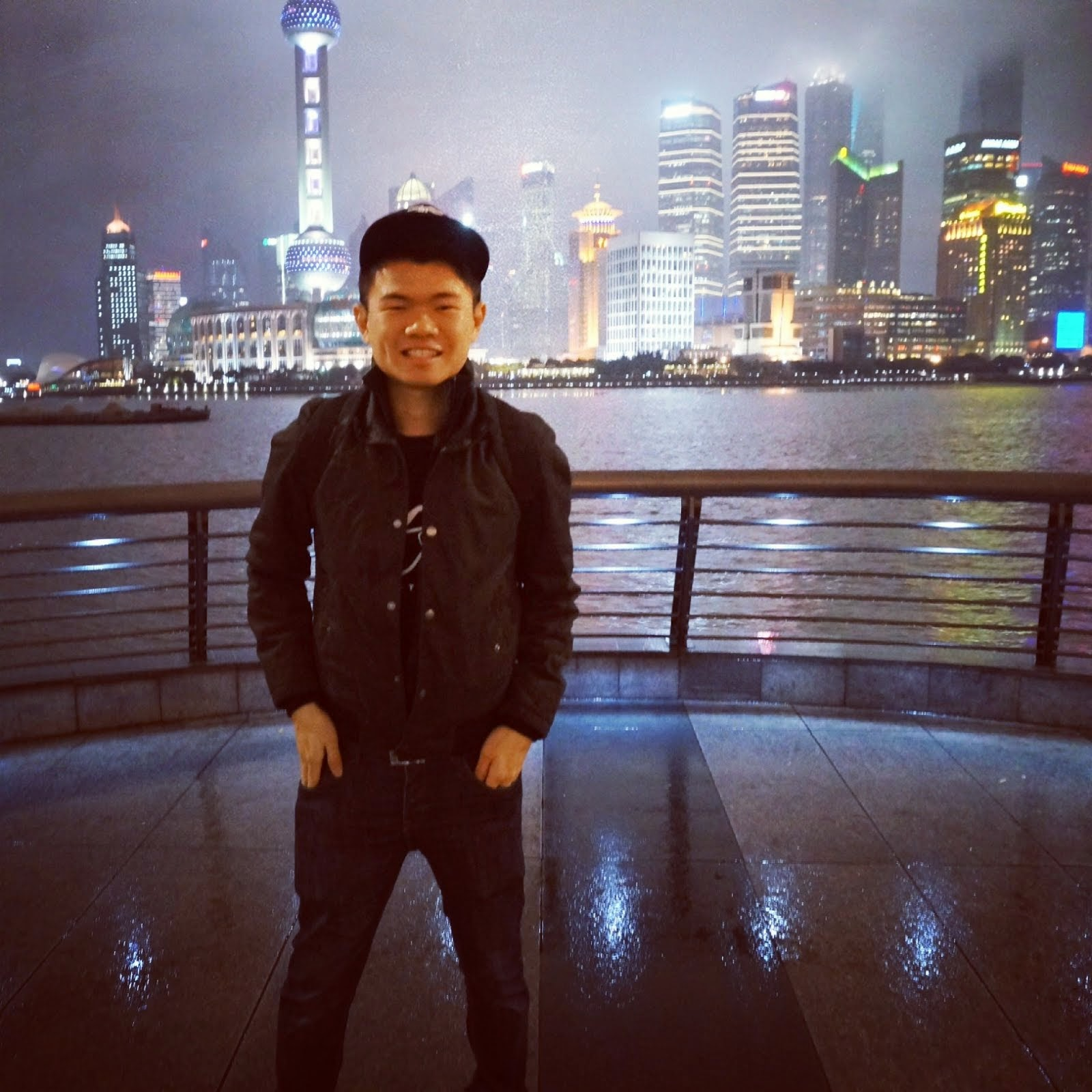 SHANGHAI THE BUND AWESOME 2014