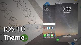 Seperti biasa postingan yang paling sering ialah tema Tema IOS 10 - Tema samsung galaxy os mm & lollipop