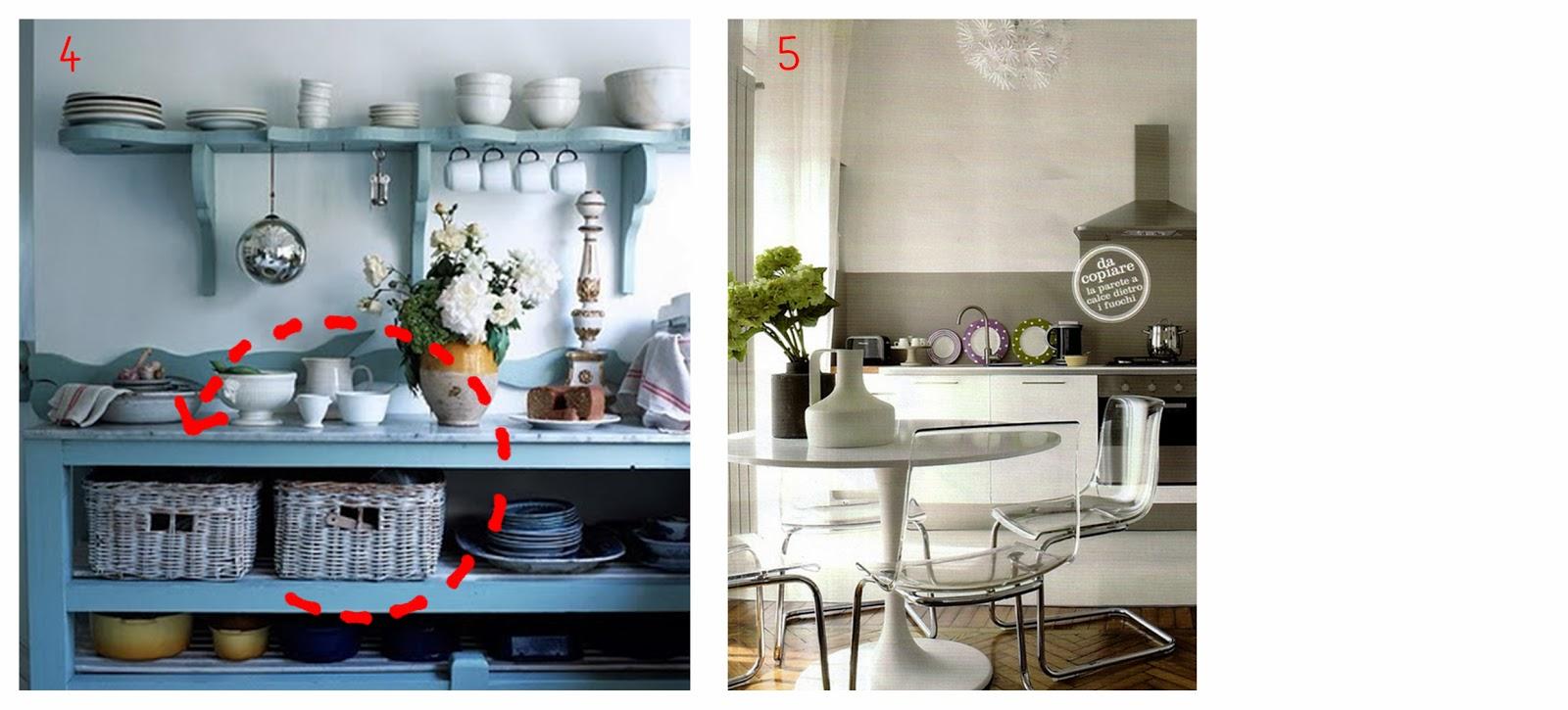 Ila points decor la casa che vorrei la cucina - Vorrei ristrutturare casa ...