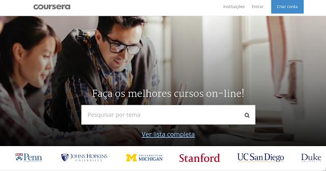 Faça cursos online e gratuitos pelas Universidades Stanford e Princeton