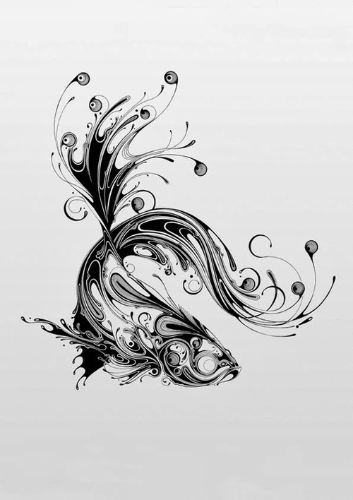 04-Fish-Si-Scott-Inked-Animals-Drawings-Resonate-www-designstack-co