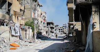 La présence américaine en Syrie