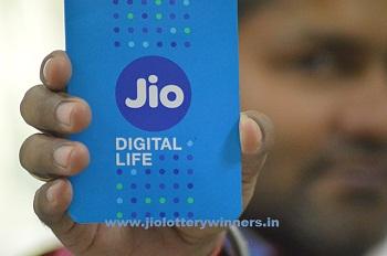Jio 25 Lakh Lottery - KBC Jio Lucky Draw