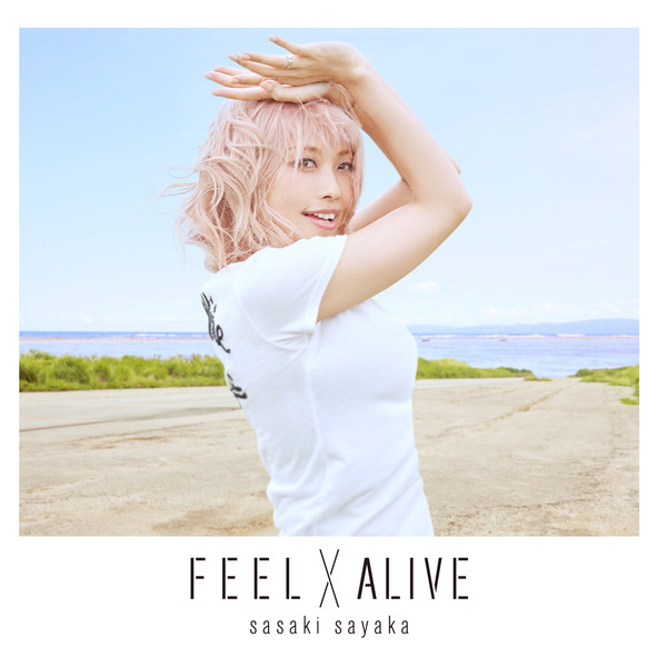 [Single] 佐咲紗花 – FELLxALIVE (2016.04.27/MP3/RAR)