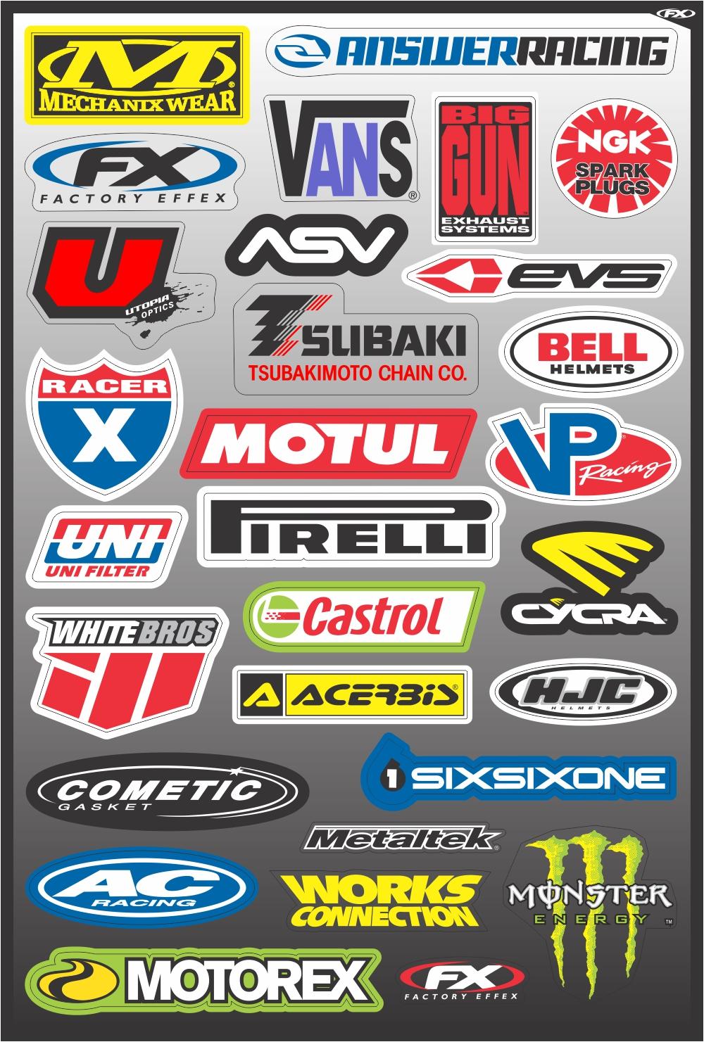 Cara Memberi Dan Mencopot Sticker Sepeda Motor