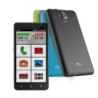 Smartphone Multilaser MS50 Senior