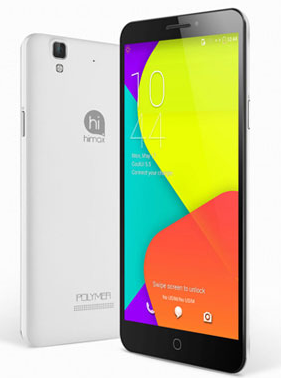 HP Android Himax Polymer X