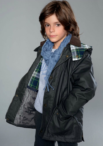 ropa niños El Corte Inglés otoño invierno 2011 2012