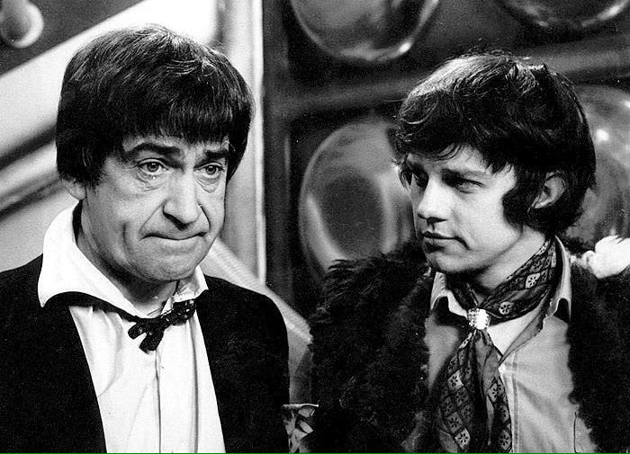 SECOND CHANCES! CELEBRATING FIFTY YEARS OF PATRICK TROUGHTON\'s ...