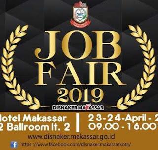 Daftar 50 Perusahaan JOB FAIR Disnaker Makassar 2019