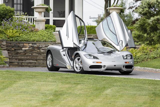 1995 McLaren F1 - #McLaren #F1 #supercar #tuning