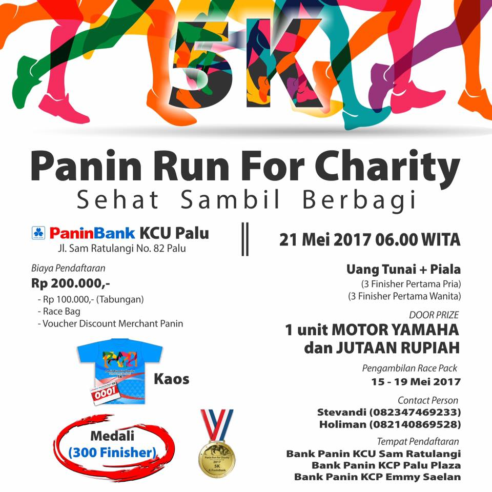 Panin Run for Charity • 2017