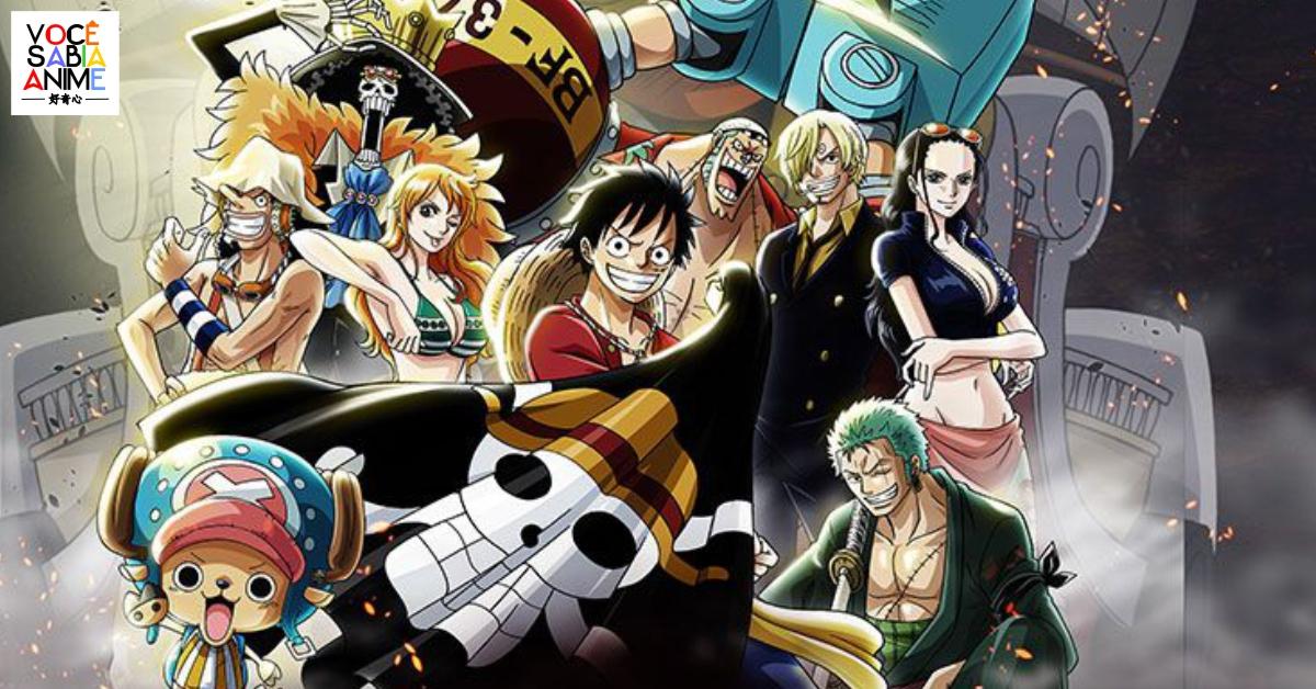 VR One Piece Grand Cruise será lançado em 2018