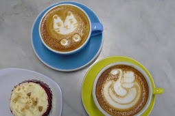 Sanderson Coffee Tempat Nongkrong di Bintaro bagi Pecinta Bola