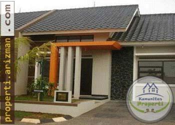 Dijual Rumah Cluster Cassela Residence Bekasi